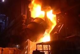 Производство стали в странах СНГ снизилось на 3,1%