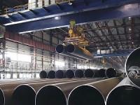 За 2015 г. Выксунский металлургический завод увеличил производство труб на 22%