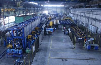 ВМЗ увеличил мощности по производству сварных труб
