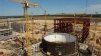 Завершились гидравлические испытания корпуса реактора для Белорусской АЭС