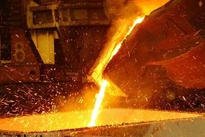 Украина сократила квартальное производство ферросплавов на 5,5%